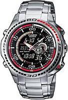 Оригинальные мужские часы CASIO EDIFICE EFA-121D-1AVEF