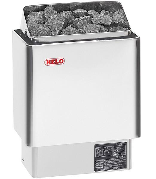Электрокаменка для сауны и бани Helo CUP 60D хром 6 кВт