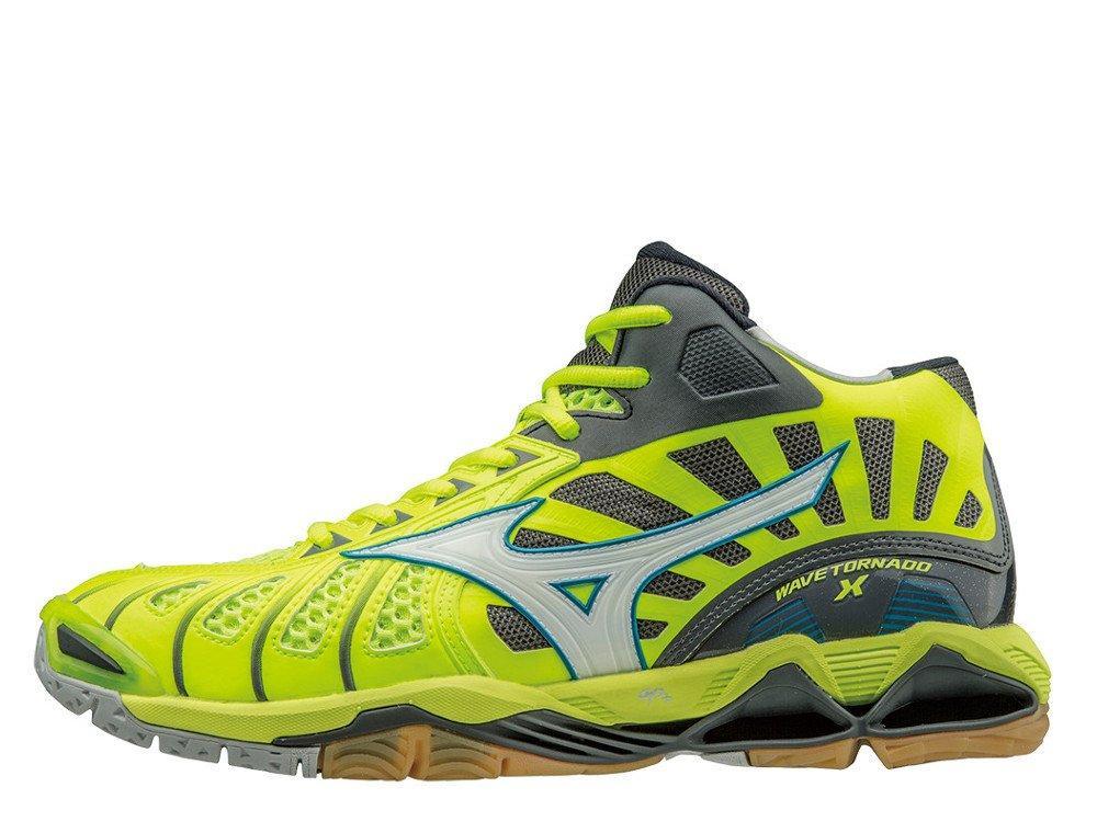 оригинальные мужские кроссовки для волейбола Mizuno Wave Tornado X