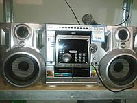 Музыкальный центр с функцией караоке LG Б/У