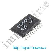 Микросхема PT2258S (SO20-300)