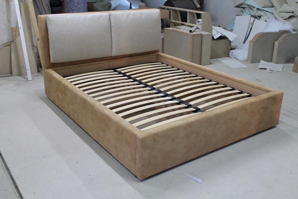 Двоcпальне ліжко Віолетта 2 1