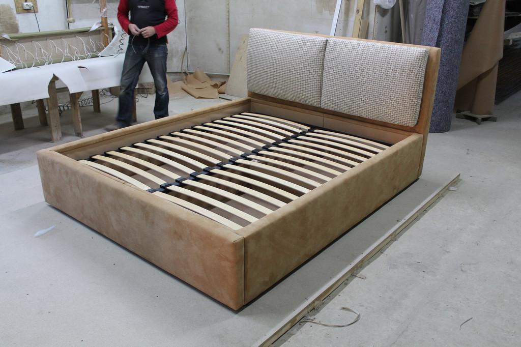 Двоcпальне ліжко Віолетта 2 3