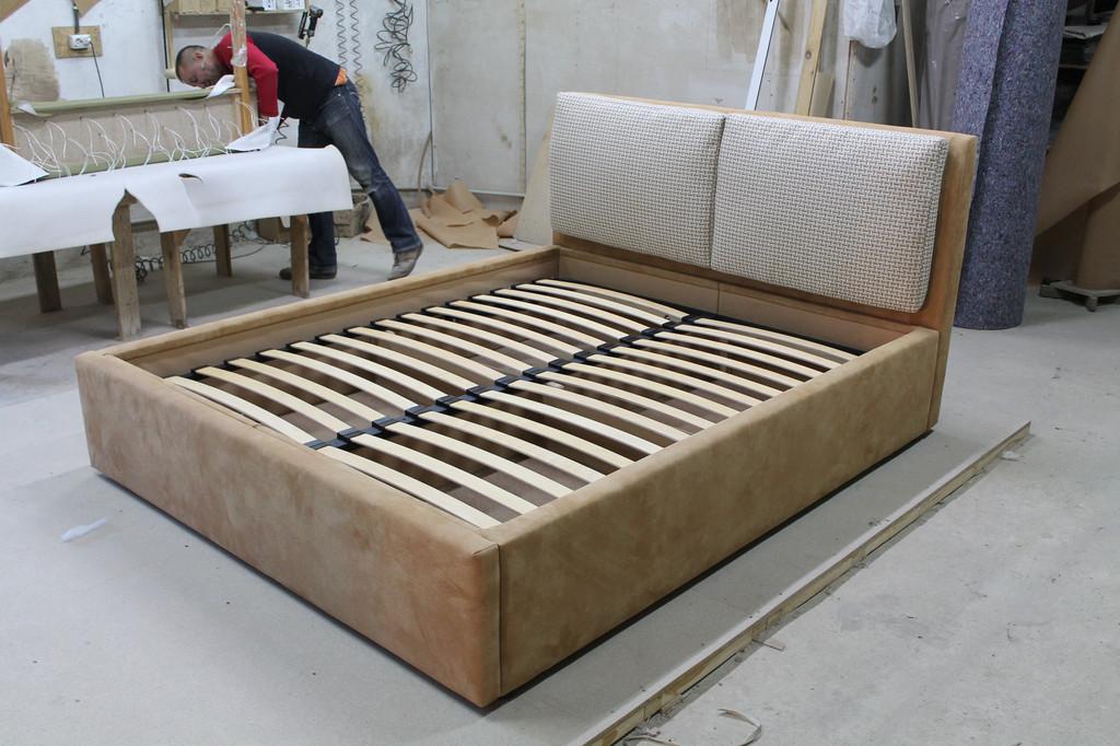 Двоcпальне ліжко Віолетта 2 5