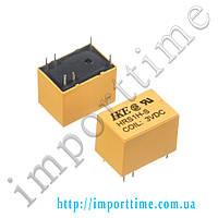Реле  3V 1A 6pin (1 open 1 close) 4100-3V-HKE (HRS-1H-S)