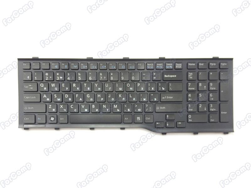 Клавиатура для ноутбука FUJITSU LB A532, AH532, N532, NH532