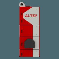 Универсальные котлы отопления на дровах Альтеп KT-2EU, 15 квт