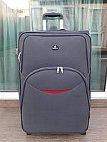 Чемодан большой на 2-х колесах Suitcase  1708 smile новинка
