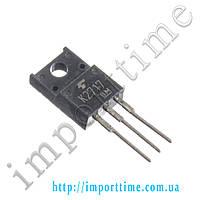 Транзистор 2SK2717 (TO-220F)