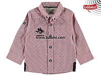 Рубашка для мальчика на 5, 6, 7, 8 лет. Детская одежда оптом из Турции.