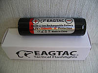 EagleTac 14500 Li-ion, 3,7V  750mAh аккумулятор с защитой