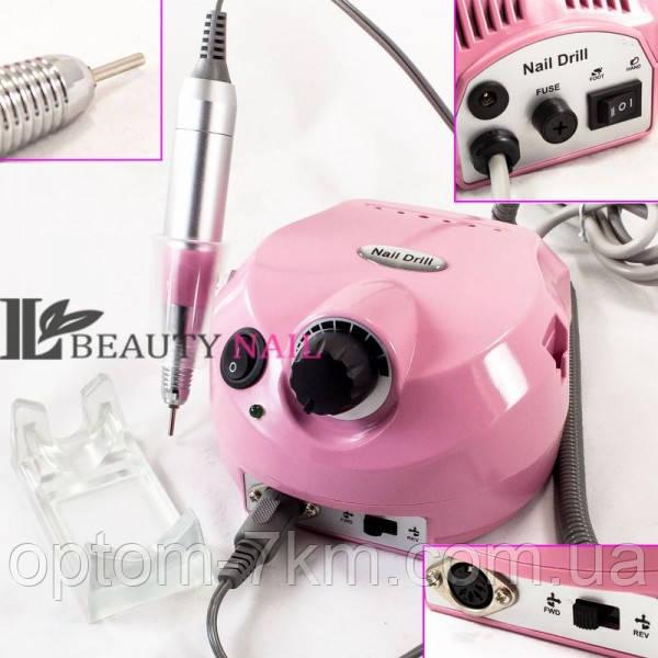 Машинка для аппаратного маникюра педикюра Beauty Nail 202 35000 оборотов S