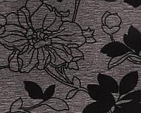Обивочная ткань для мебели шенилл Ароба браун Aroba brown