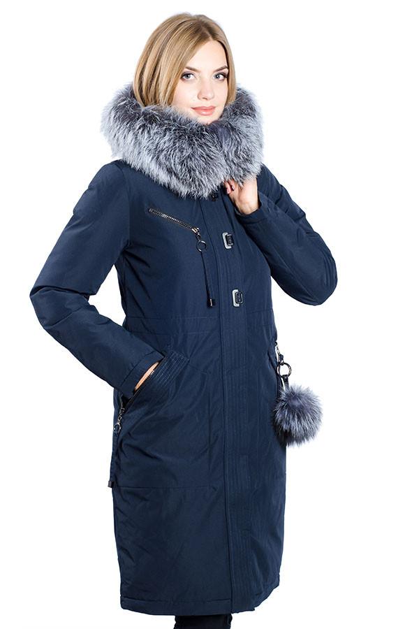 Женская парка-пуховик на био-пуху ATHENA 1 - Интернет-магазин женской и мужской верхней одежды KOMOD-KR в Кривом Роге
