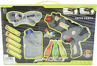 Детский пистолет с шариками орбиз 600-32
