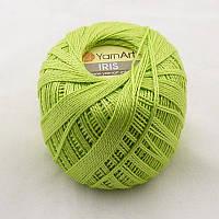 YarnArt Iris №927 салатовый
