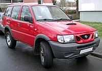 Разборка запчасти на Nissan Terrano II 1993 -2006  Польша