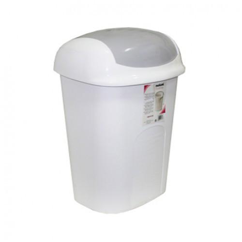 Урна для мусора с поворотной крышкой 60л (M 860W)