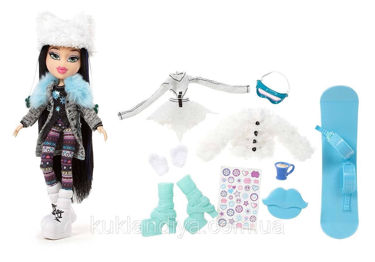 Лялька Bratz Jade Сніговий поцілунок