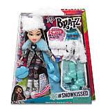 Лялька Bratz Jade Сніговий поцілунок, фото 4