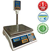 Весы торговые ВТД-6Т2 LCD