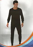 Комплект мужского нательного белья из хлопка