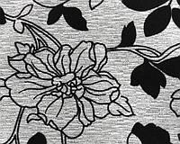 Мебельная шенилловая ткань для обивки Ароба грей Aroba grey
