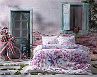 Набор постельного белья сатин TAC Vincent (евро), разные размеры
