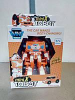 """Трансформер """"Mini X Tobot"""" 20x16x6см 3 цвета"""
