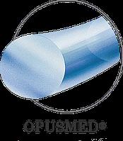 Нейлон (поліамід) моно синій USP (EP): 1(4), 0,75м, колюча голка,OPUSMED® (Нейлон (полиамид), аналог Етилон, Супрамид, Монософ, Дафилон, Ресолон)