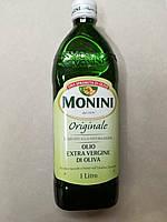 Масло оливковое Monini Original 1 л