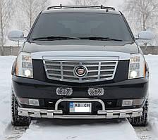 Кенгурятник Грйдер на Cadillac Escalade (2007-2014)