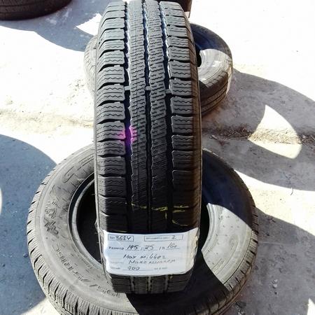 Бусовские шины б.у. / резина бу 195.75.r16с MaxMiller WT2 Макс Миллер