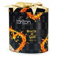 """Чай Тарлтон """"Золотое сердце"""" 100гр, ж/б"""