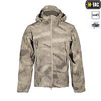 Тактична куртка SOFT SHELL A-TACS AU