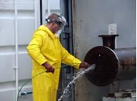 Чистка теплообменников водоструйным методом аппарат высокого давления