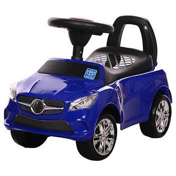 Каталка-толокар для малюків M 3147C-4 Mercedes прогумовані колеса