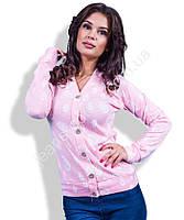 Кофта №274 (42/44-44/46) розовая