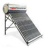 Солнечные коллекторы - отопление и горячая вода от солнца