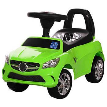 Каталка-толокар для малюків M 3147C-5 Mercedes прогумовані колеса