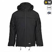 Тактична куртка SOFT SHELL POLICE BLACK