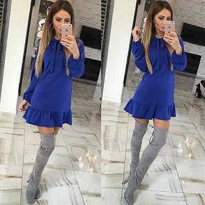 Молодежное платье. Опт 195, розн 260, фото 2