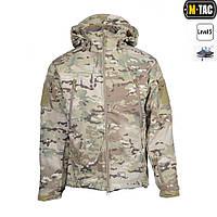 Тактична куртка з флісовою підстьожкою SOFT SHELL MULTICAM