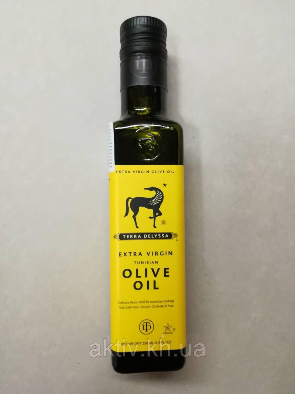 Олія оливкова Terra Delyssa 250 гр