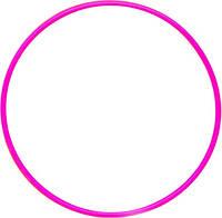 Детский обруч маленький 64см (розовый)