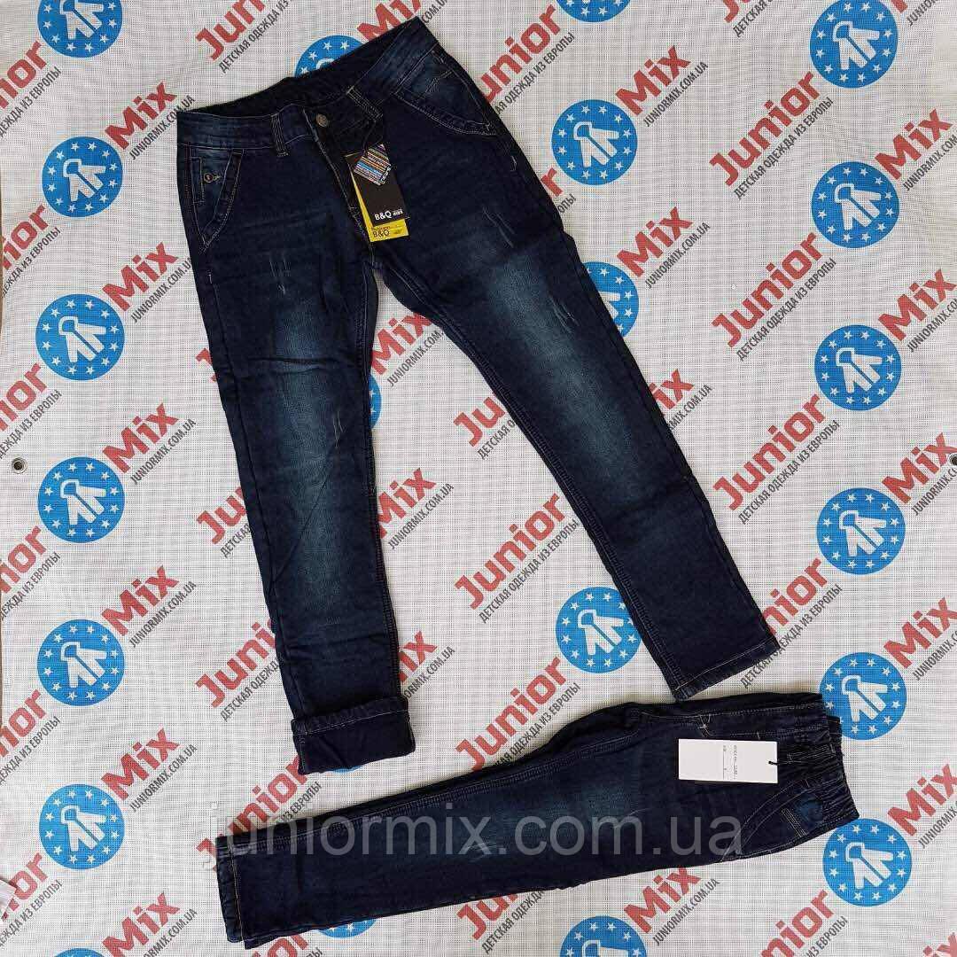 Теплые детские джинсы для мальчиков оптом B&Q