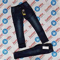 Теплые детские джинсы для мальчиков оптом B&Q, фото 1