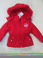 Зимняя куртка на девочку 6 лет  DISNEY Англия