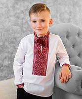 Вишиванки для хлопчиків (ручна вишивка, 1-14 років)