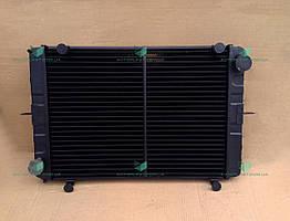 Радиатор вод. охлаждения Газель ст.обр. (3 рядн.медь) (пр-во Иран)
